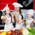 Do Not Kill the Kid's Desire for Cooking
