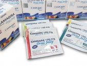 KAMAGRA Oral Jelly vol 1 - промоция