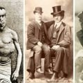 Circus Oddities Who Actually Existed