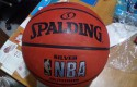 баскетболна топка Spalding Silver NBA Indoor Outdoor 7